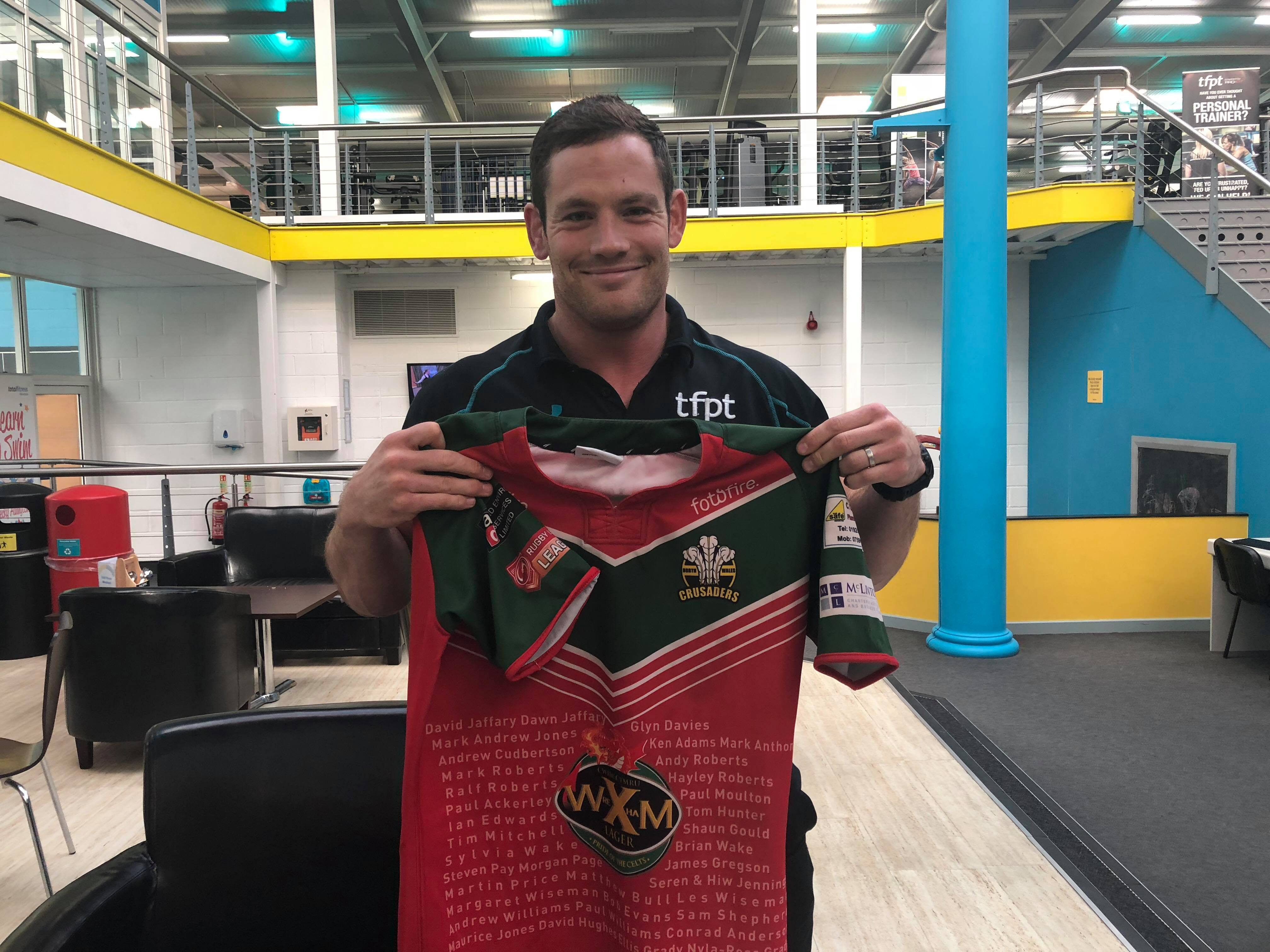 Massam 'Excited To Be Back' At Crusaders