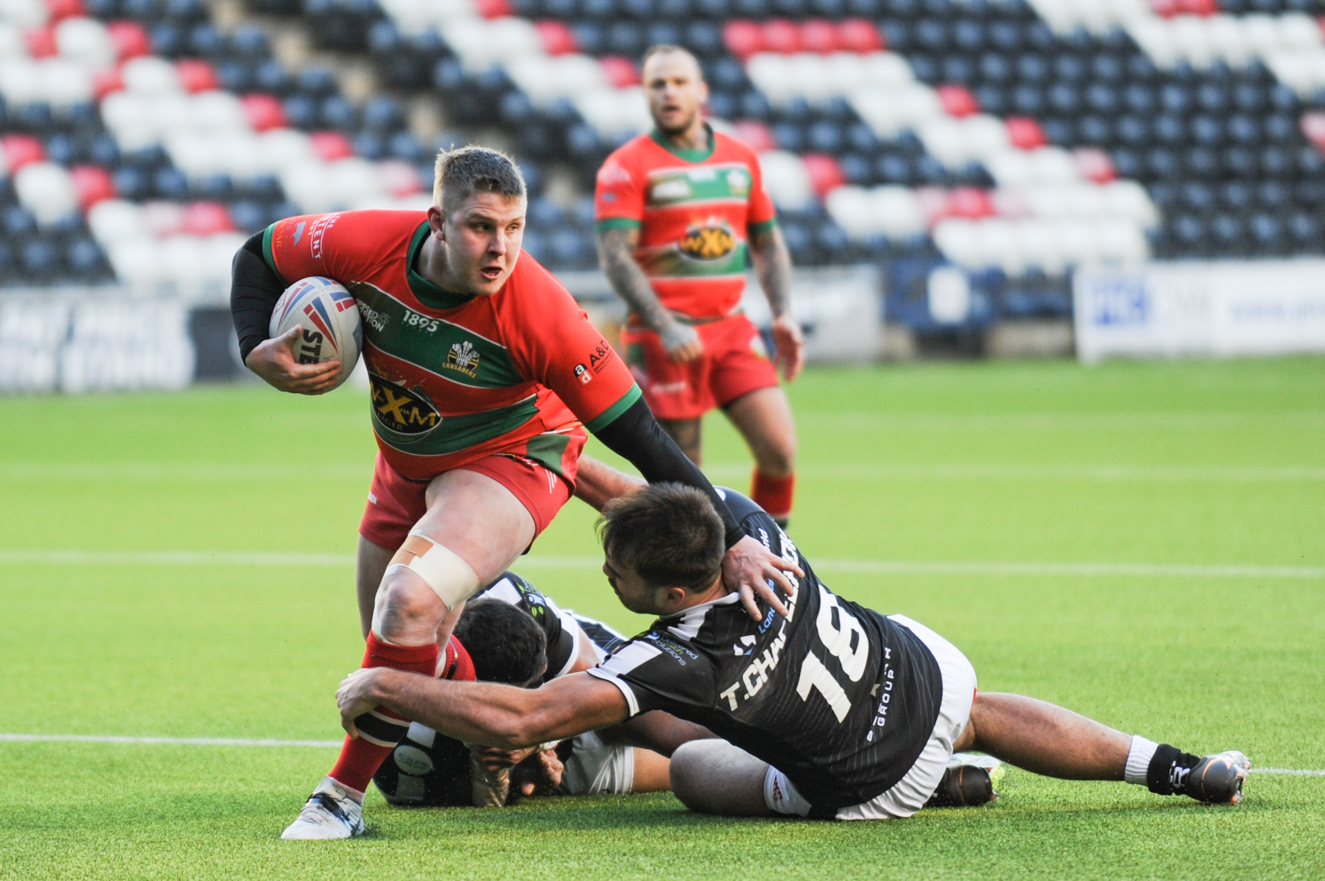 Report: Widnes Vikings 48-6 North Wales Crusaders