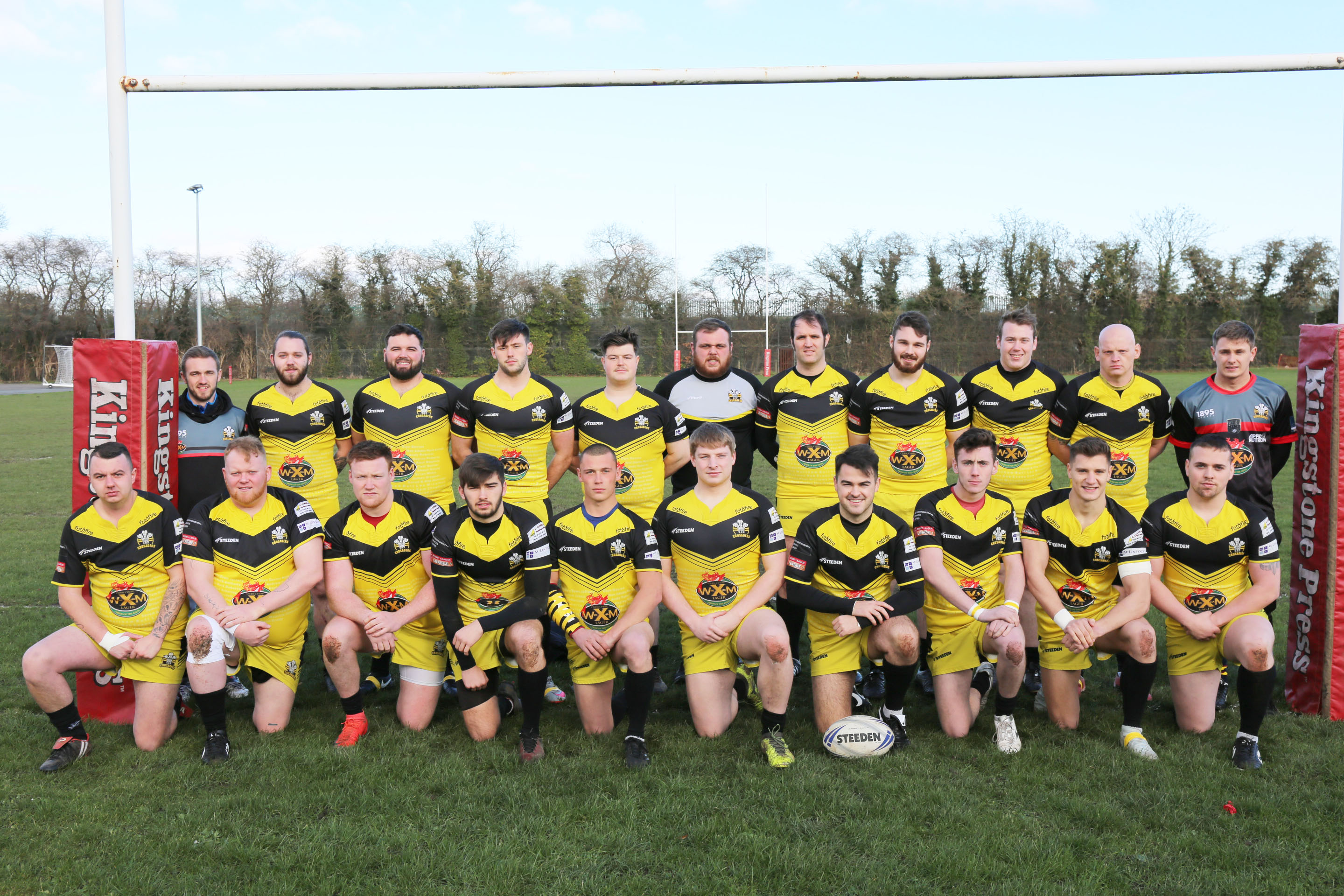 Report: North Wales Crusaders A 8-22 Burtonwood Bridge