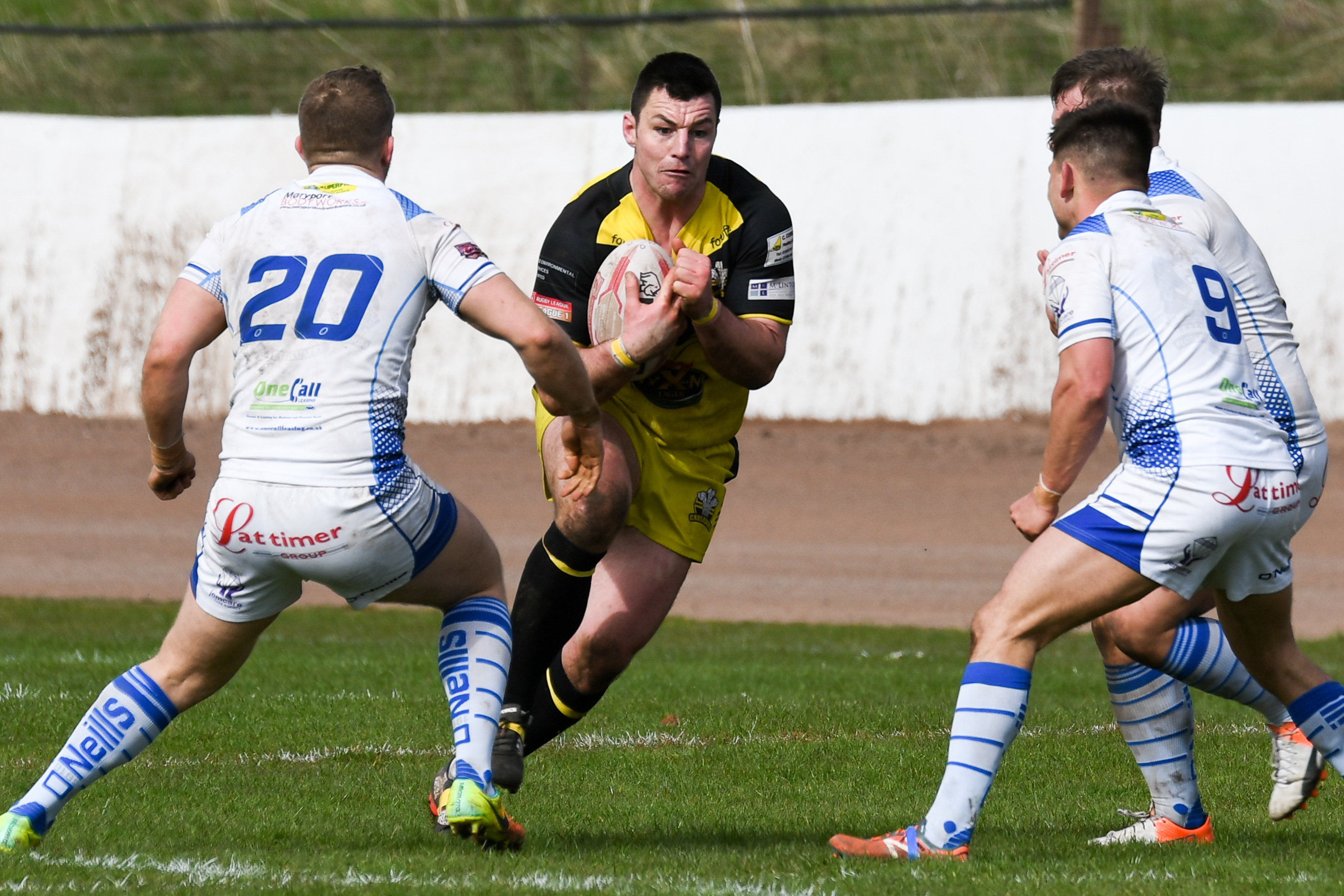 Preview: Workington Town v North Wales Crusaders