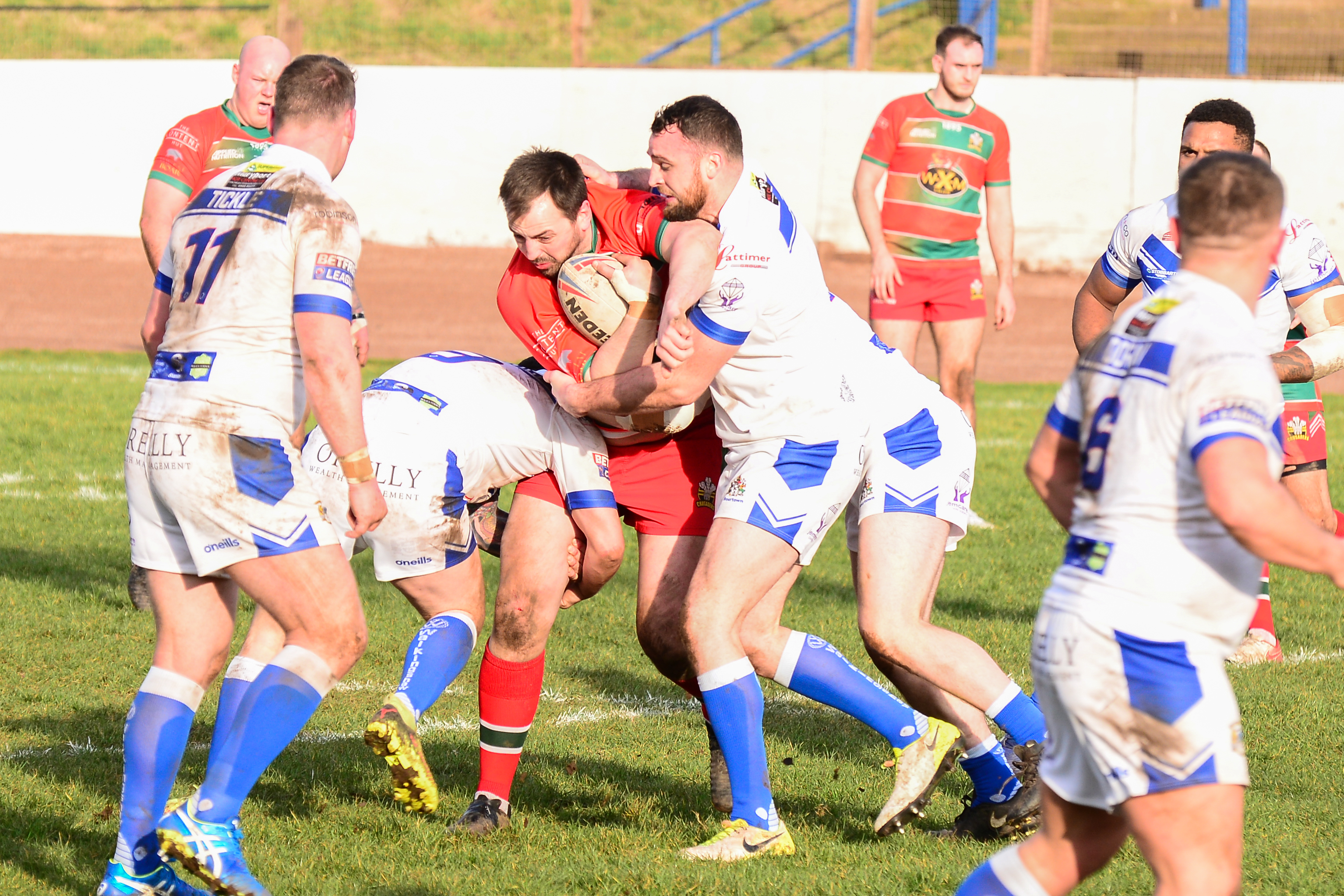 Report: Workington Town 48-18 North Wales Crusaders