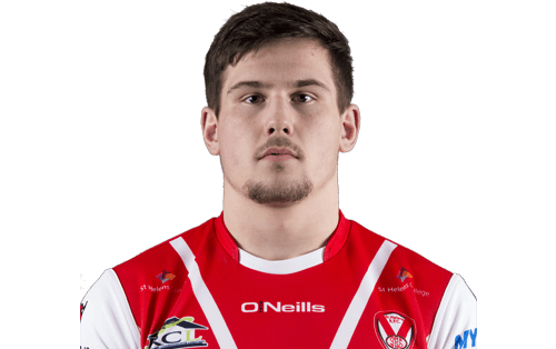 St Helens' Callum Hazzard joins Crusaders on loan