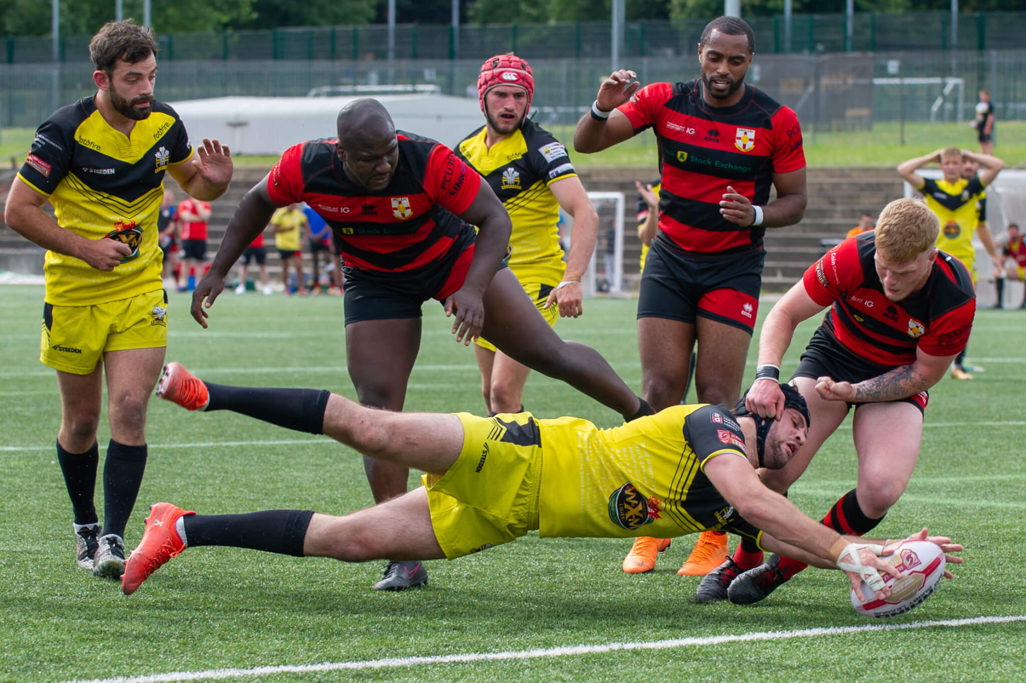 Crusaders' Challenge Cup tie at Skolars confirmed for March 10