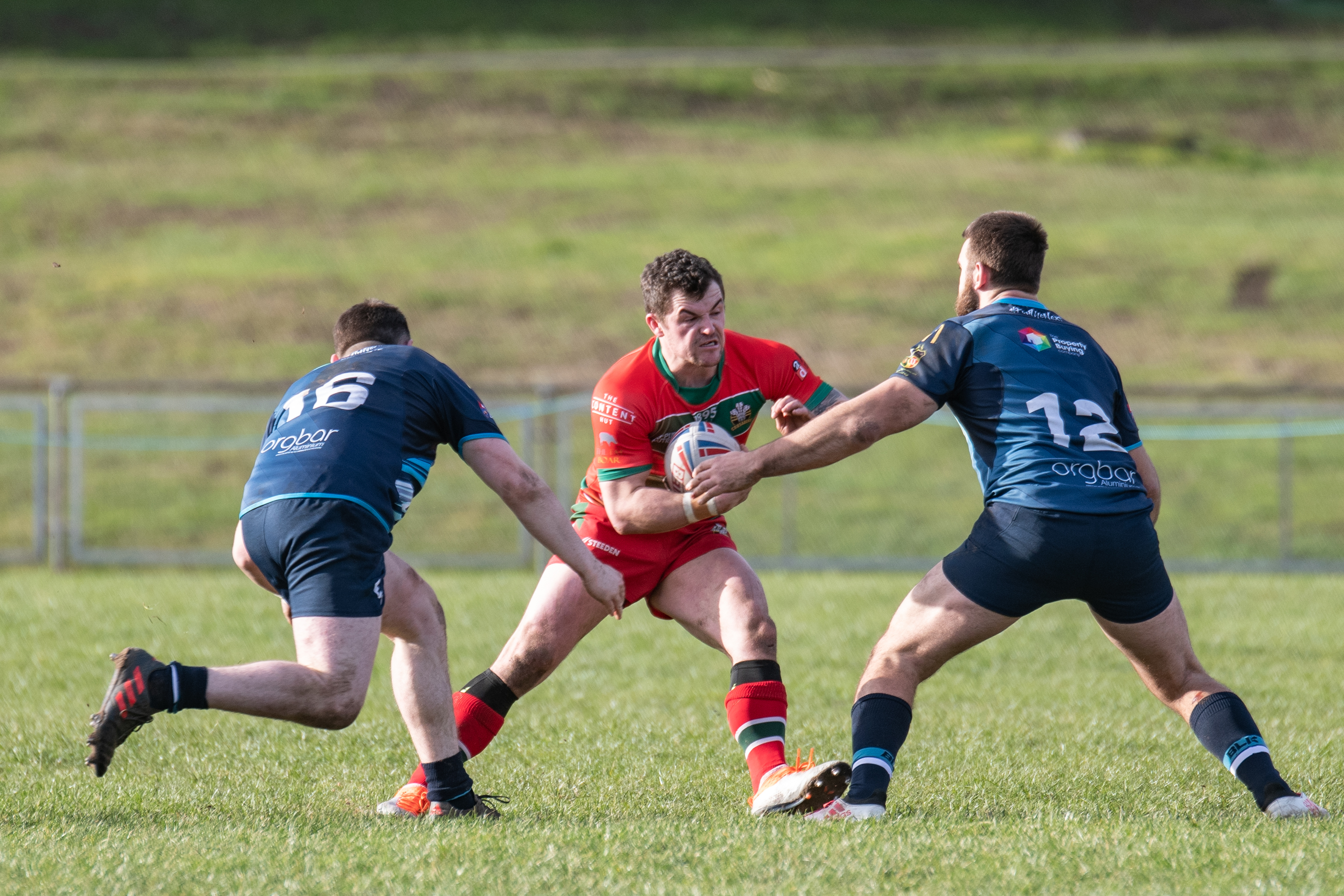 Report: North Wales Crusaders 24-16 Coventry Bears