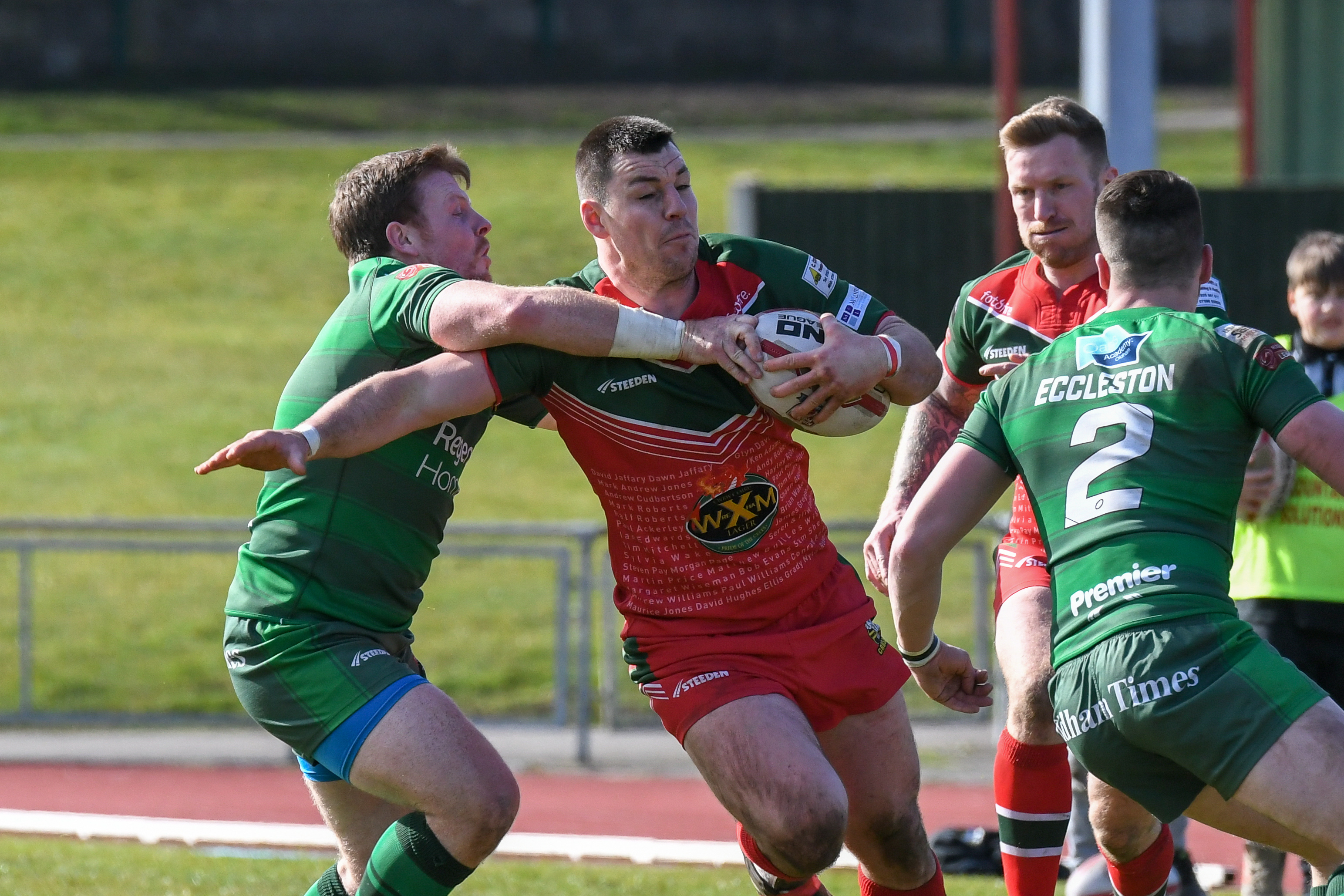 Preview: North Wales Crusaders v Oldham