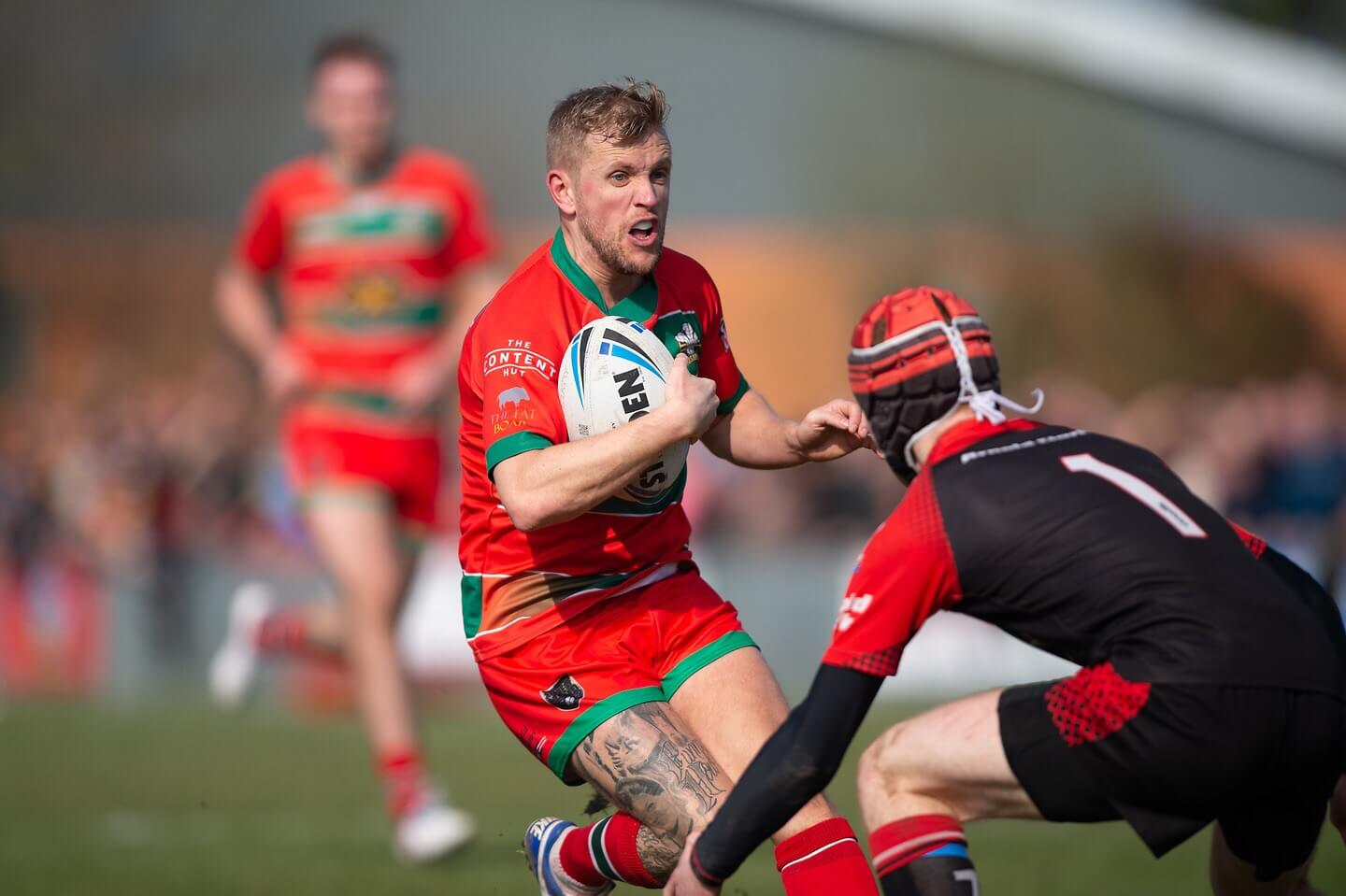 Report: Thatto Heath Crusaders 16-14 North Wales Crusaders
