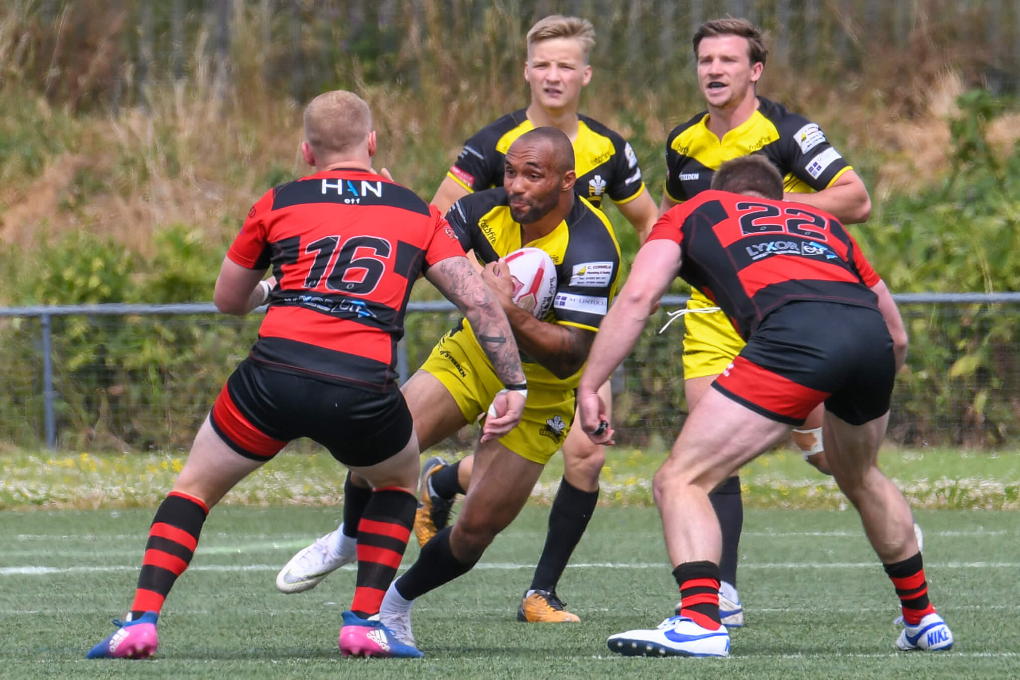 Crusaders' 19-man for Skolars cup tie