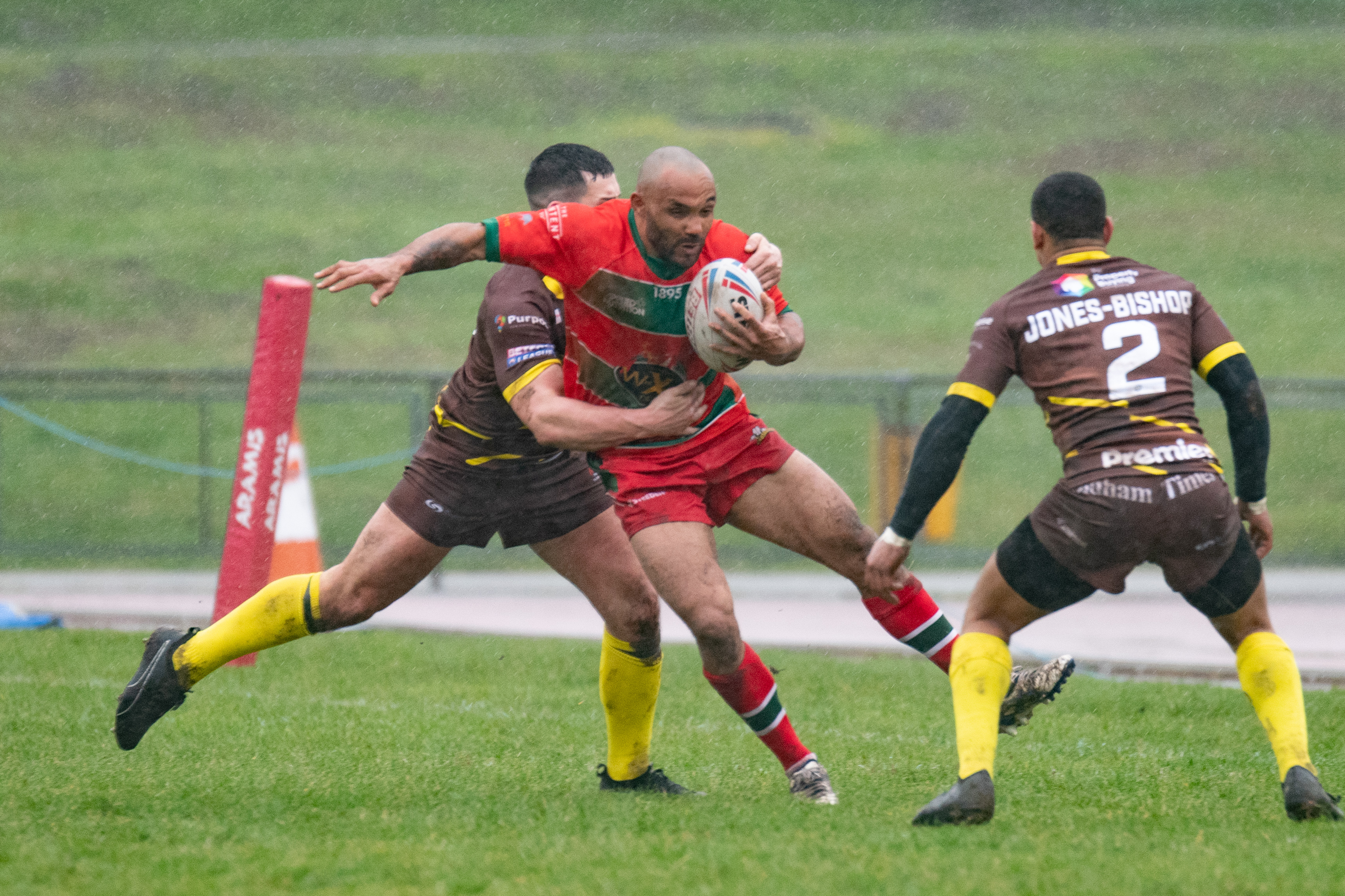 Report: North Wales Crusaders 14-16 Oldham