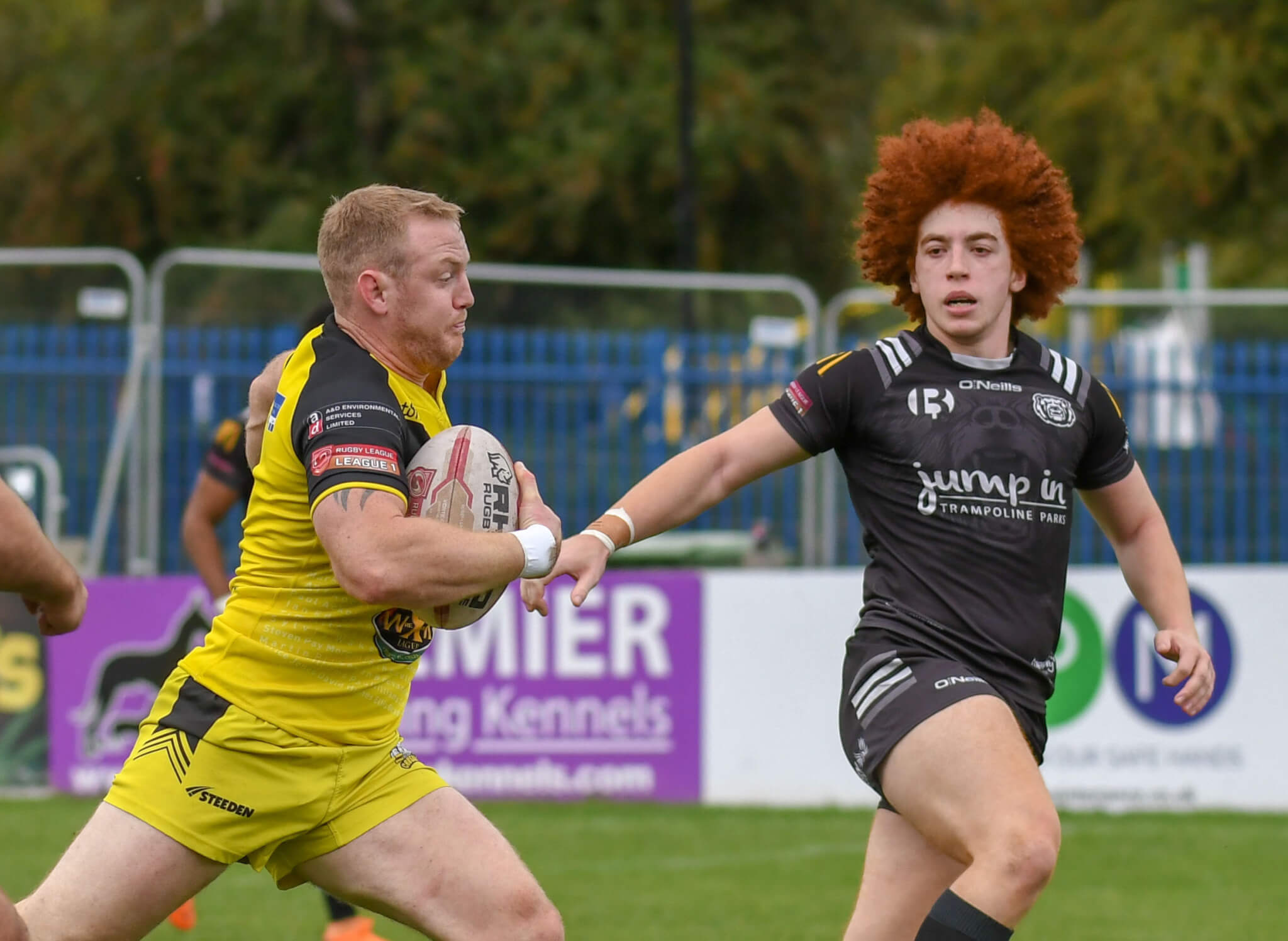 Dante Morley-Samuels joins North Wales Crusaders
