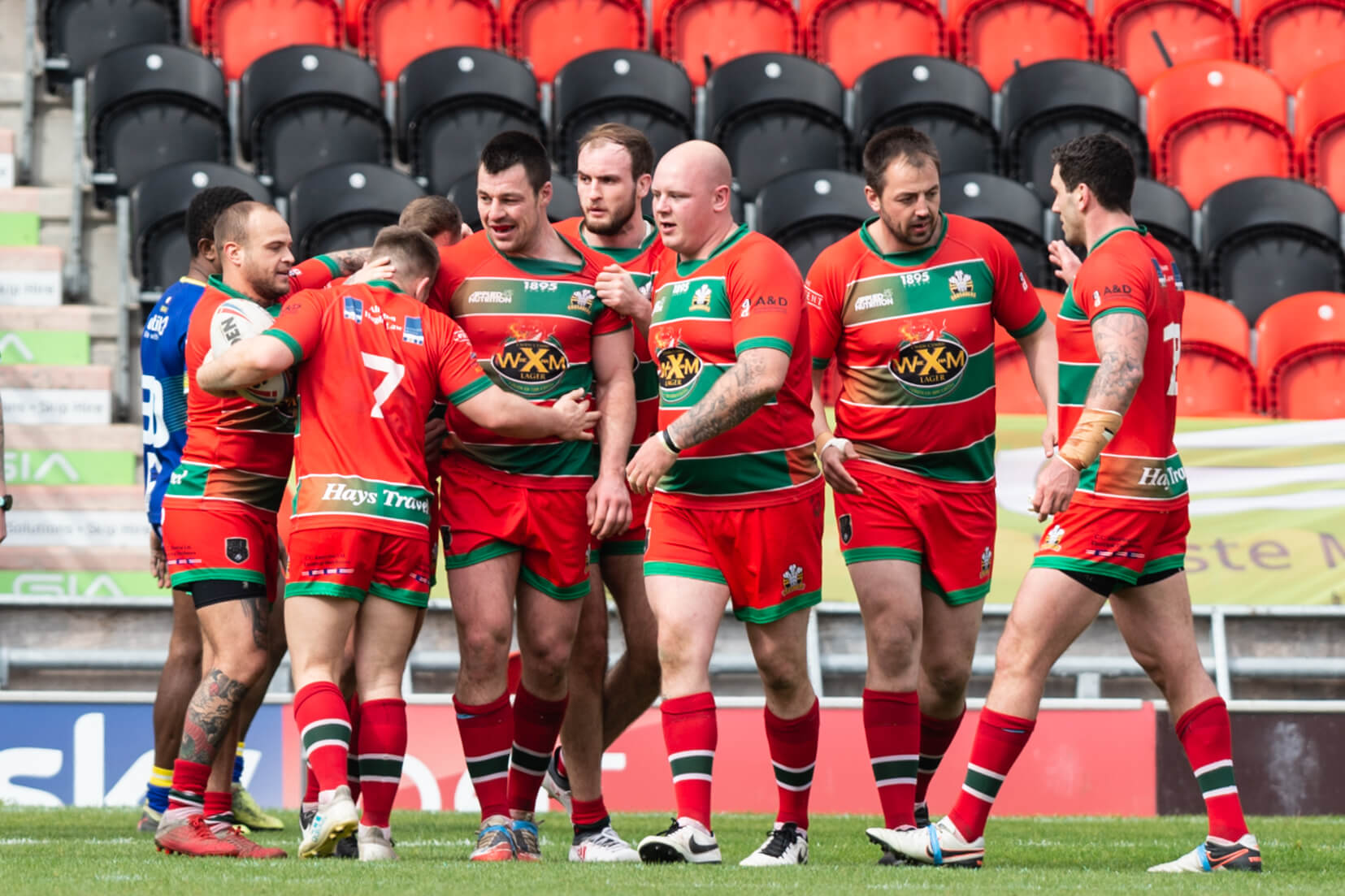 Report: Doncaster 10-12 North Wales Crusaders