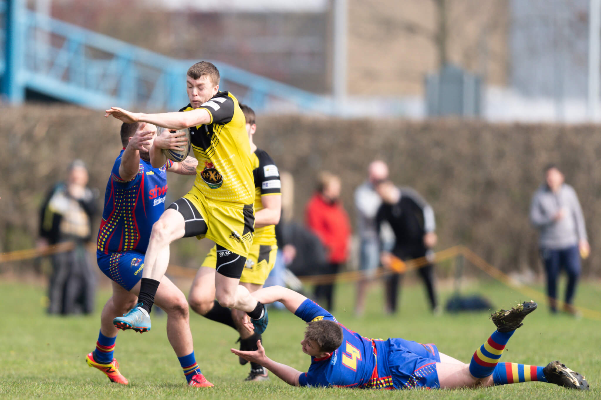 Report: North Wales Crusaders A 24-32 Newton Storm