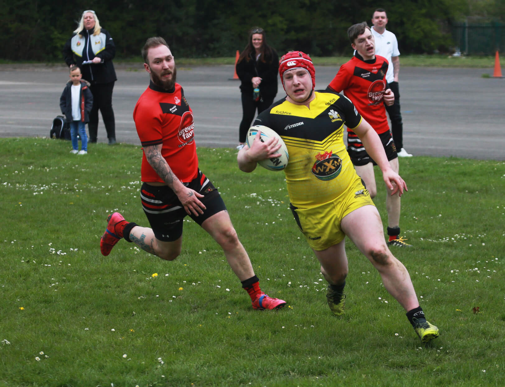 Report: North Wales Crusaders A 54-14 Ince Rose Bridge Lions