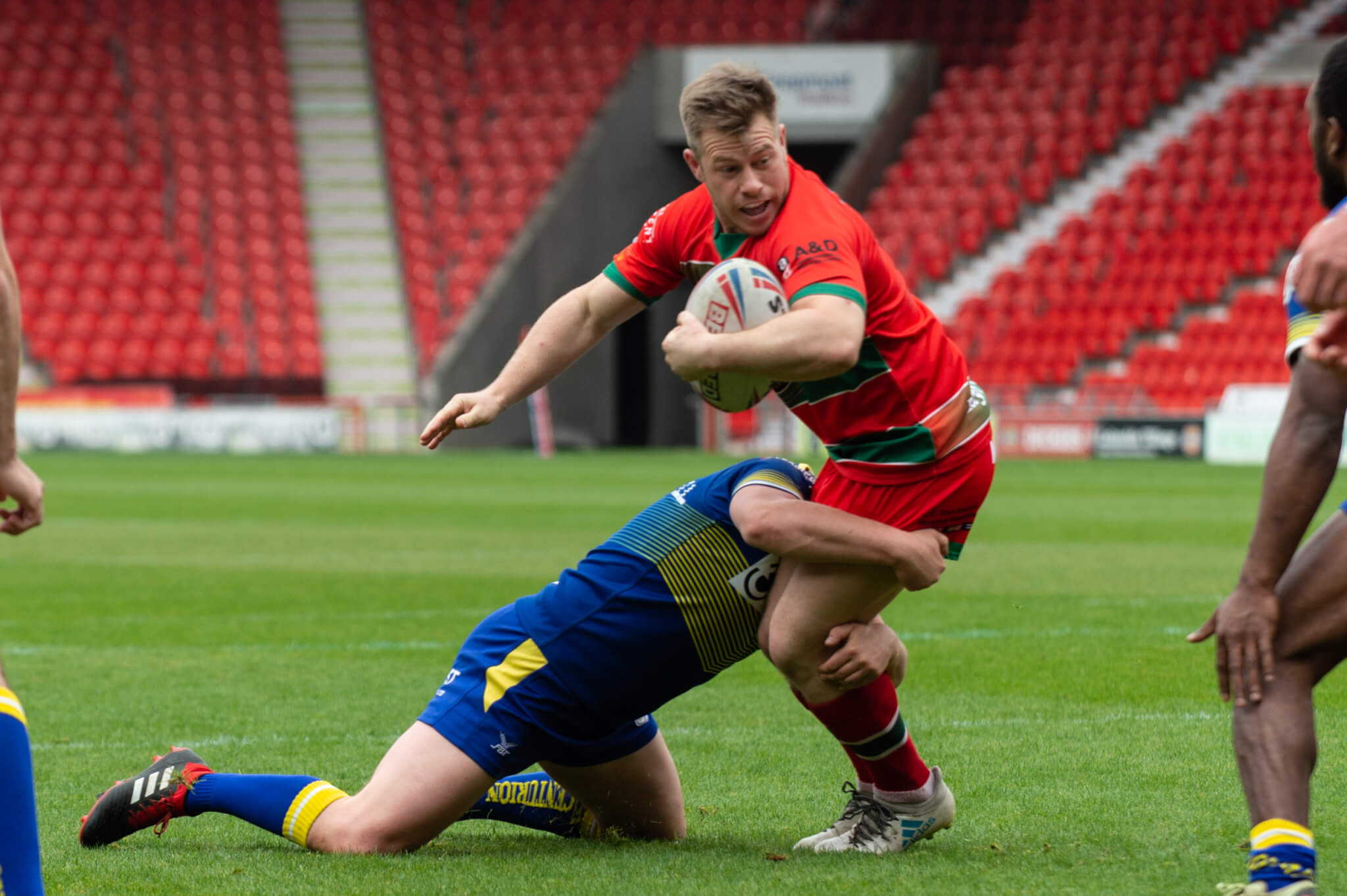 Preview: North Wales Crusaders v Doncaster