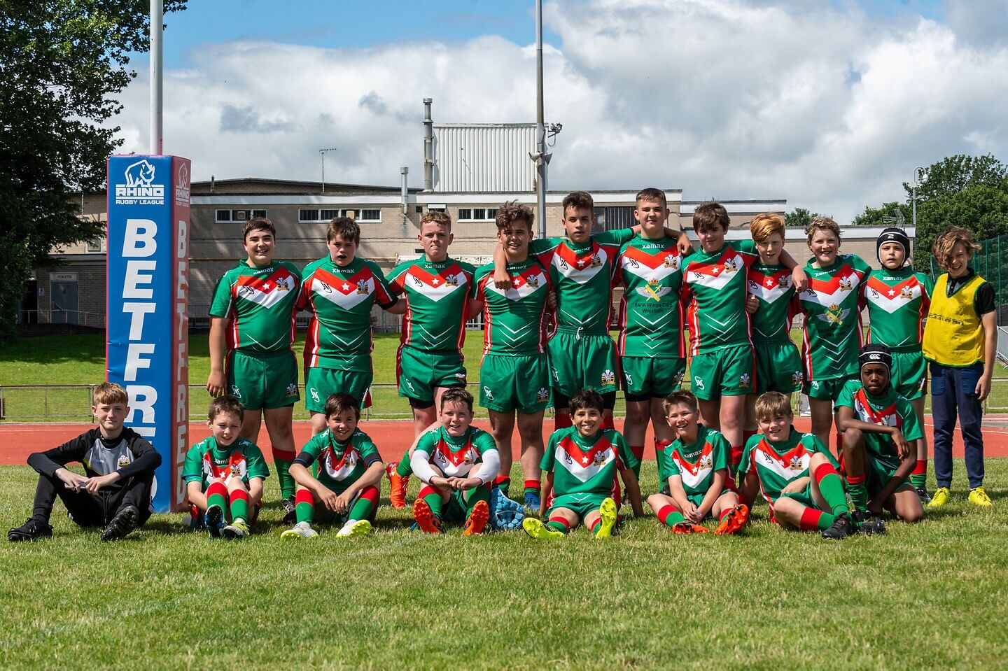 Report: North Wales Crusaders U13s 30-18 Thatto Heath Crusaders U13s