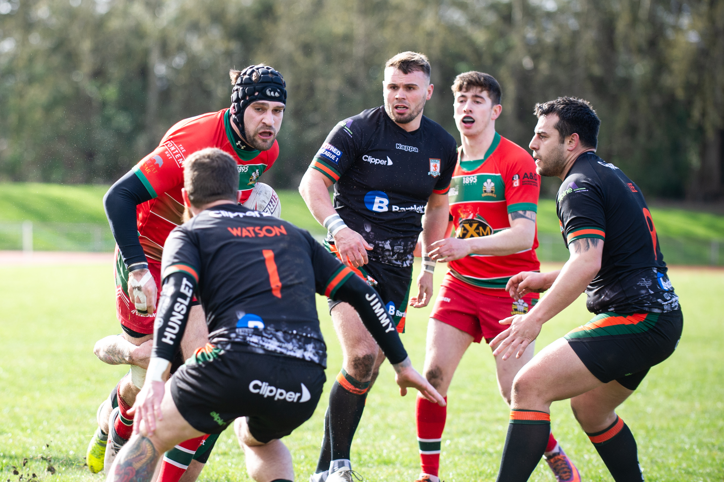 Preview: Hunslet v North Wales Crusaders