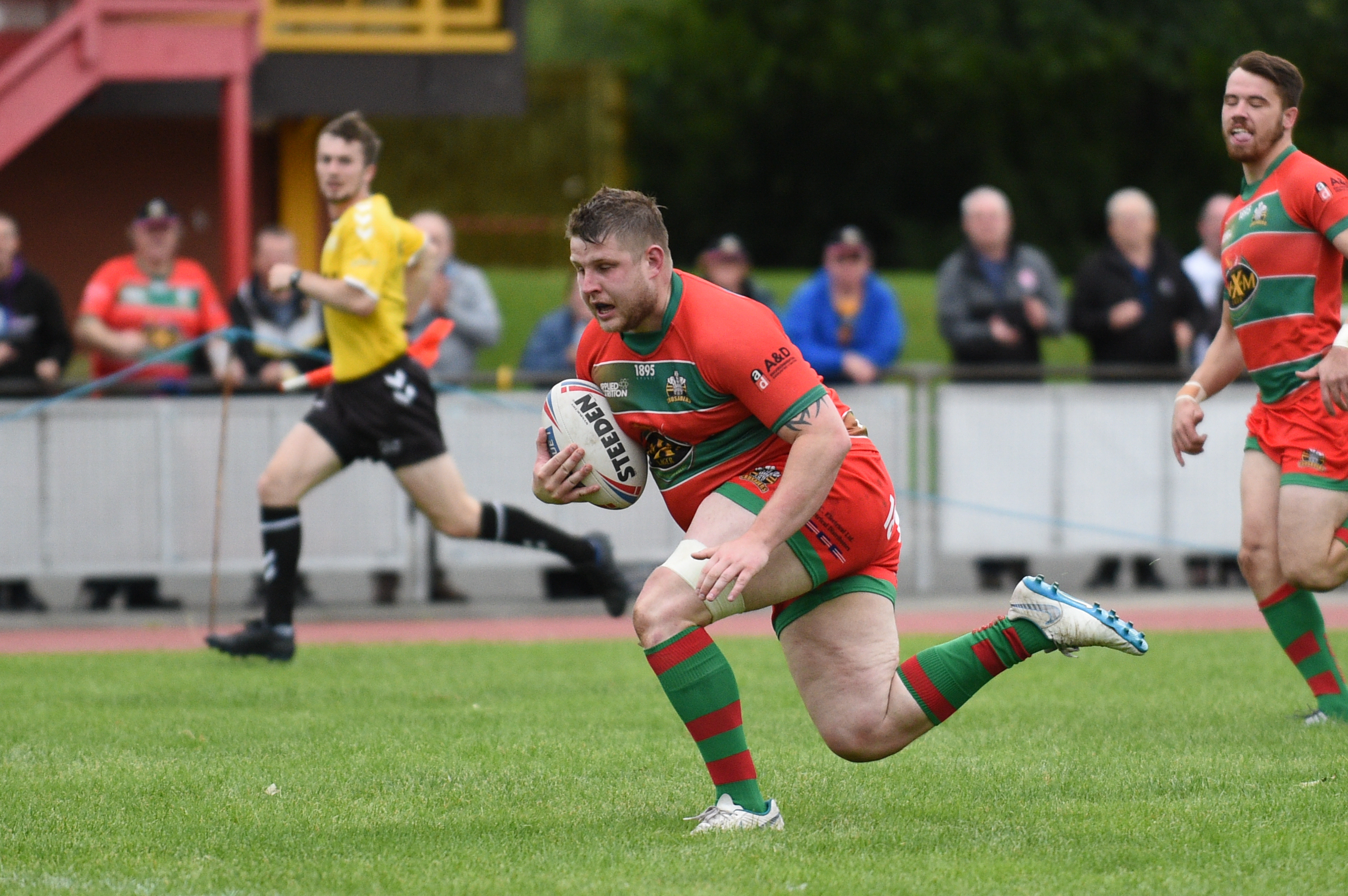 Report: North Wales Crusaders 33-16 Coventry Bears