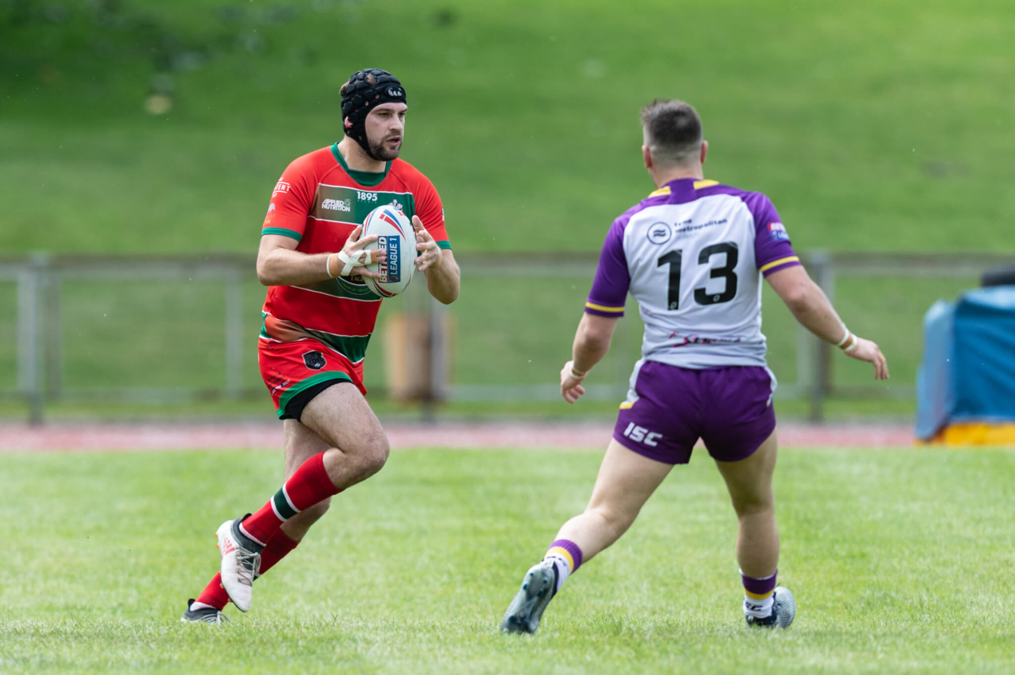 Preview: Newcastle Thunder v North Wales Crusaders