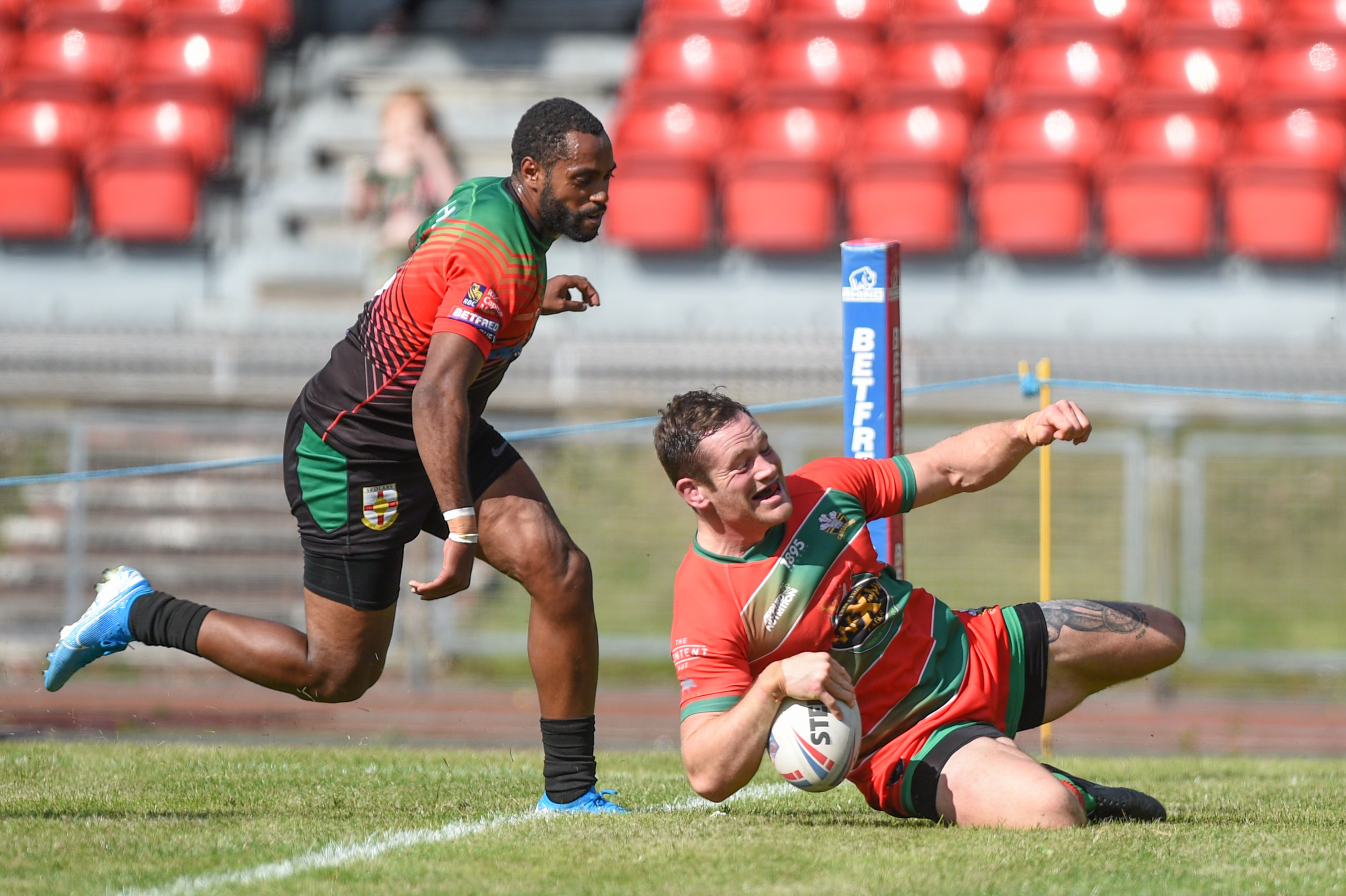 Report: North Wales Crusaders 36-18 London Skolars