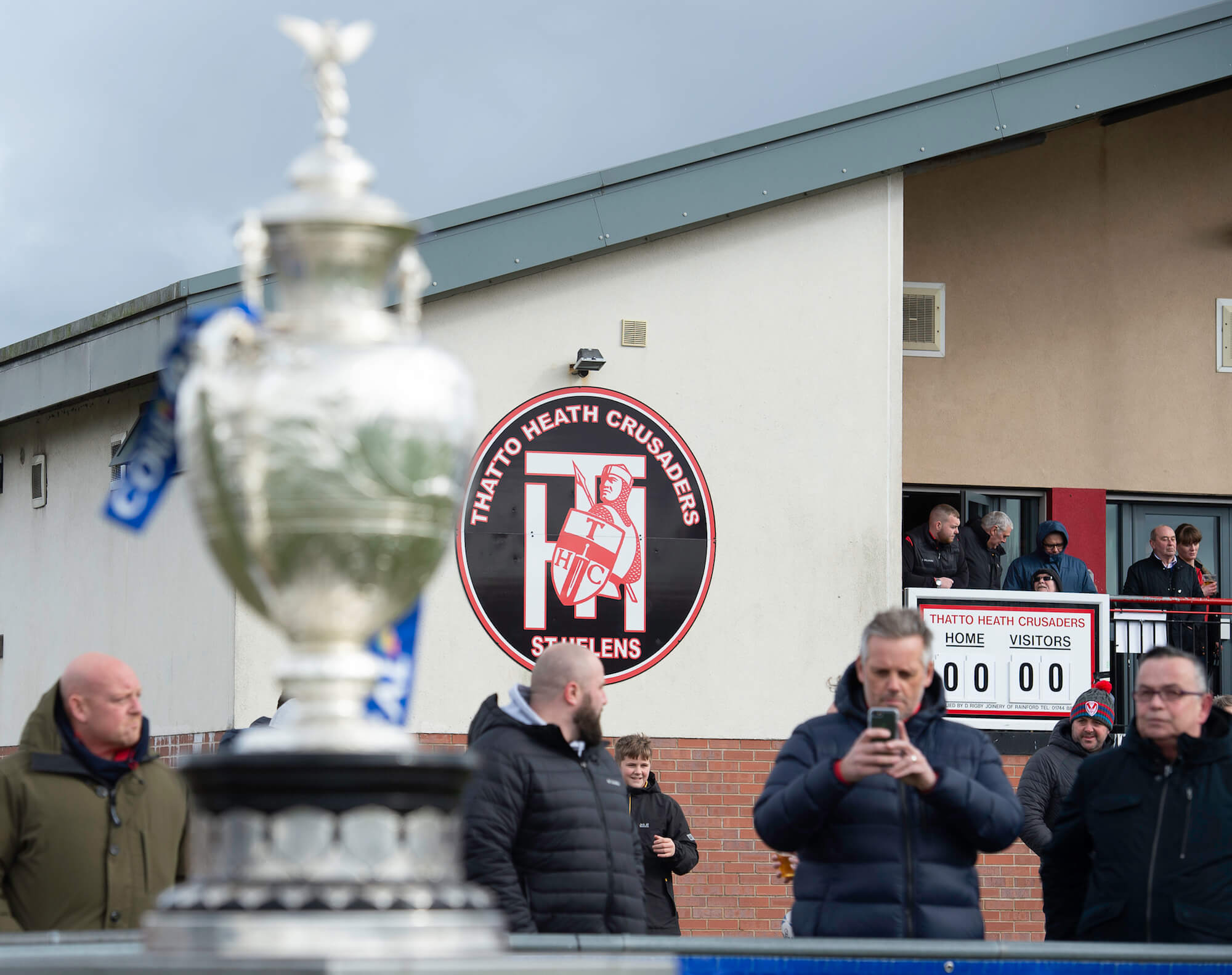 Details confirmed for Crusaders' cup clash with Rochdale Mayfield