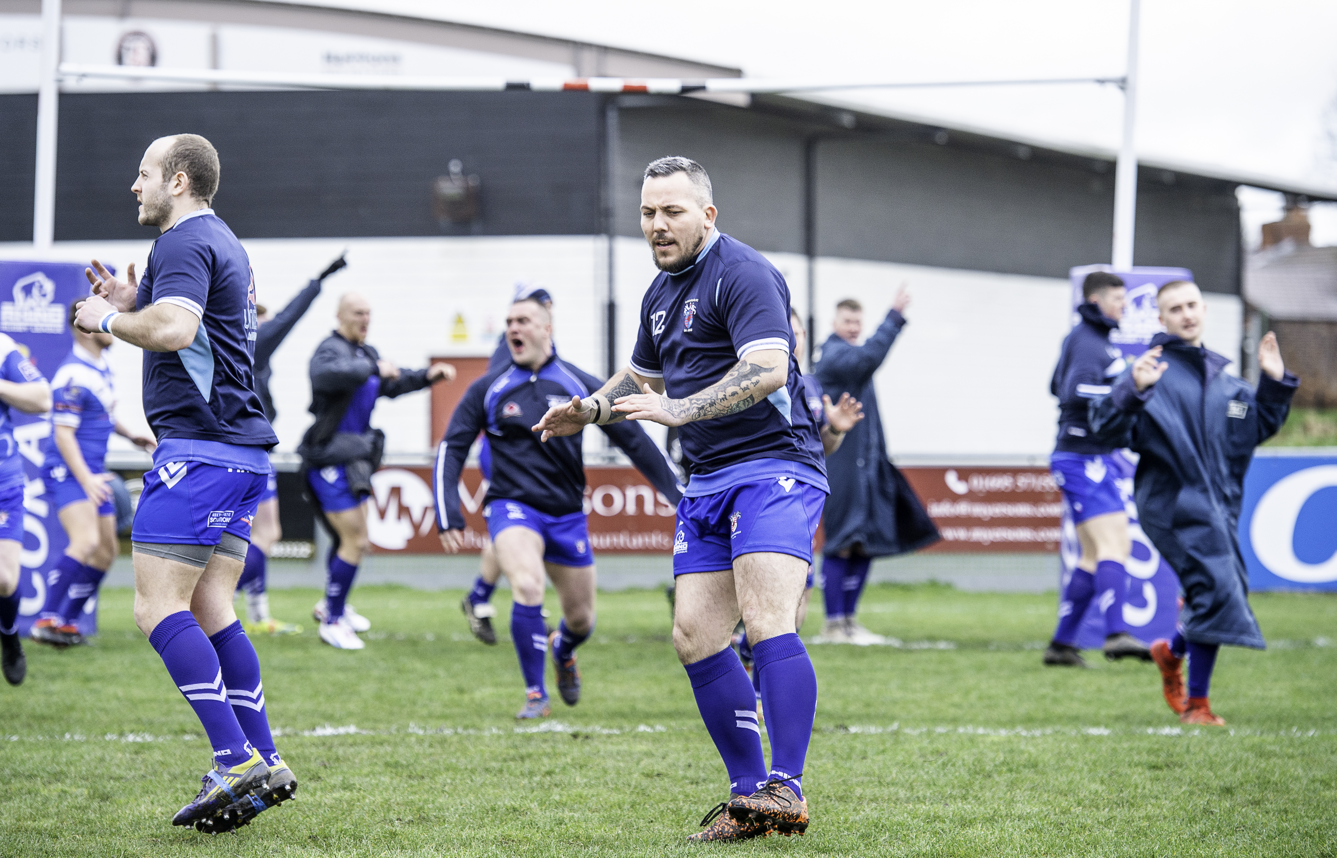 Preview: Rochdale Mayfield v North Wales Crusaders