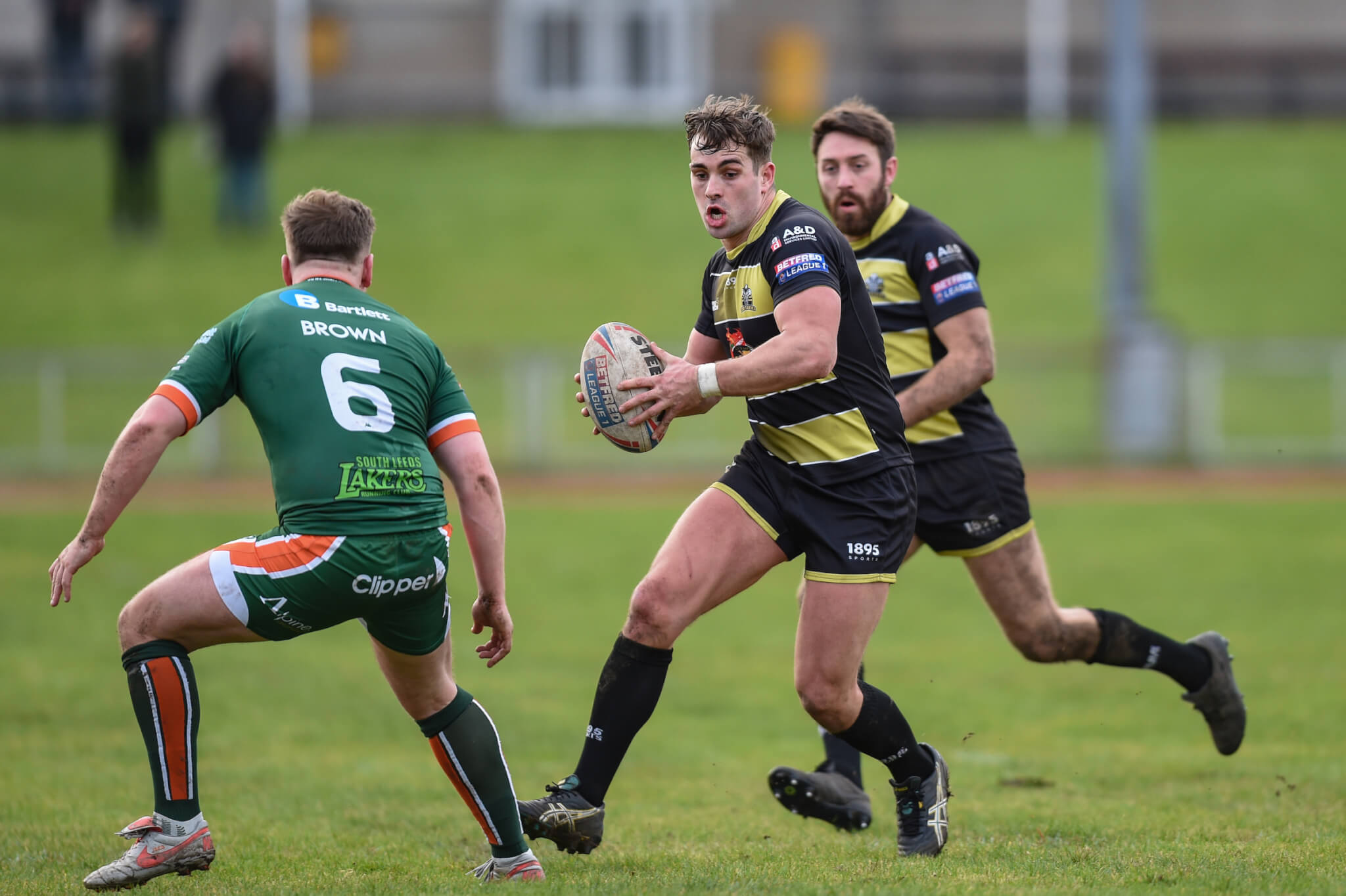 Report: North Wales Crusaders 18-22 Hunslet