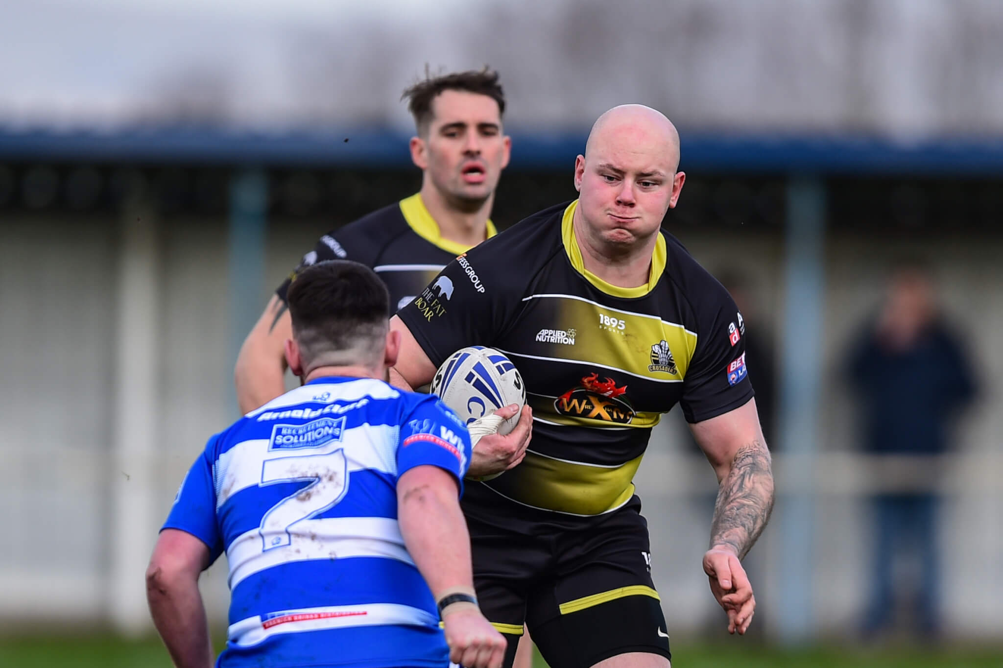 Details confirmed for cup tie with Hunslet