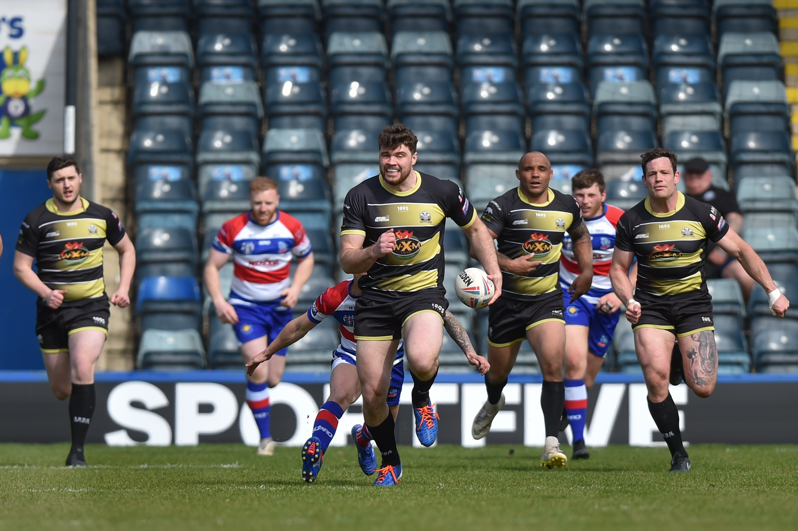 Report: Rochdale 22-12 Crusaders