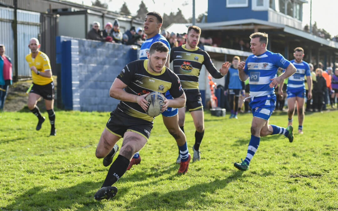 Report: Rochdale Mayfield 6-64 North Wales Crusaders